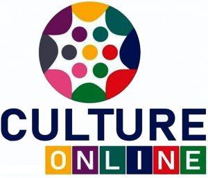 Culture Online Logo